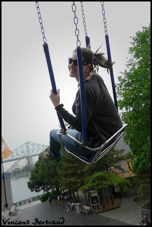 Marie-Claude volante