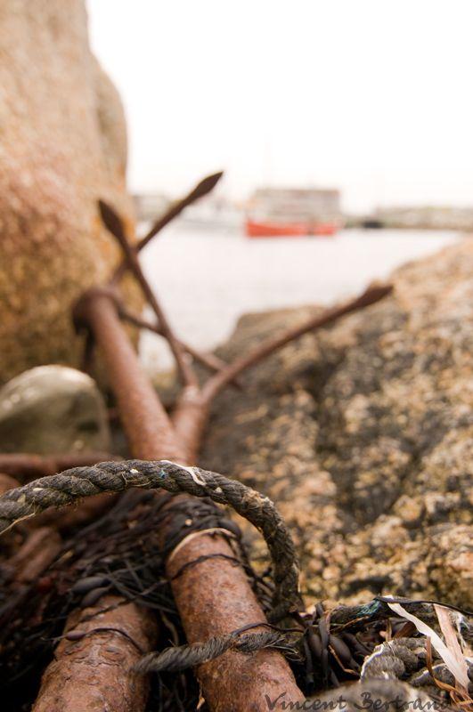 Peggy's cove, nova scotia anchor