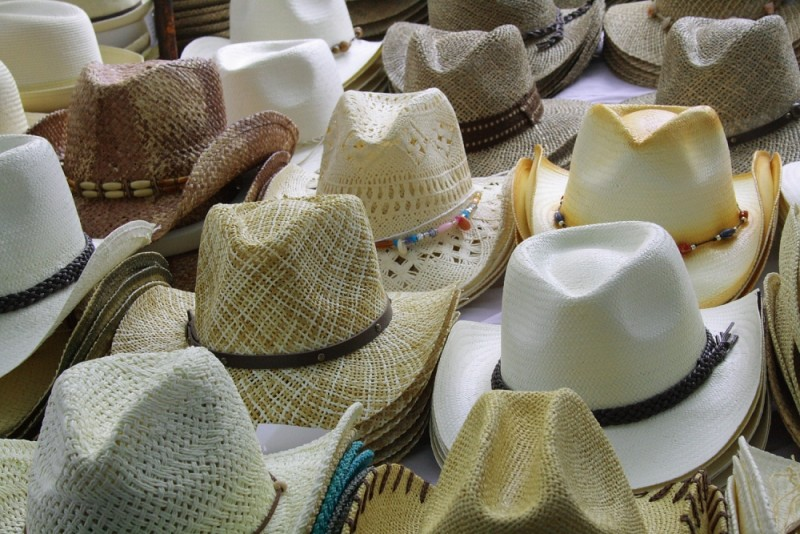 different categories of hats