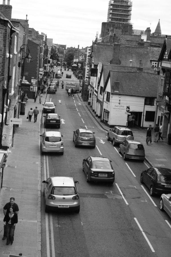 Living street in Chester
