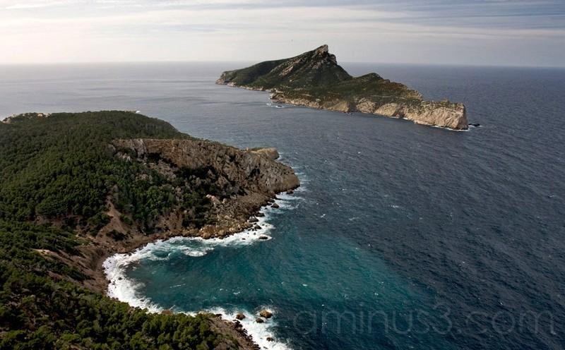 Isla Dragonera en Mallorca