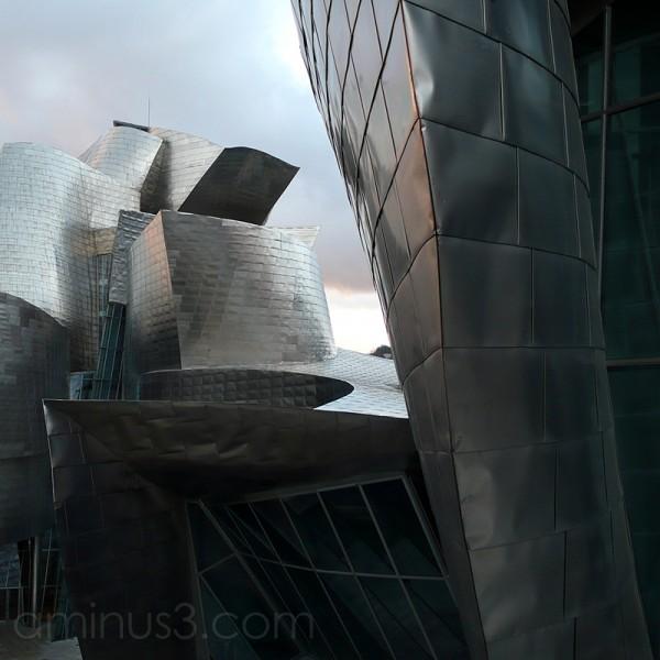 Detalle del Guggenheim