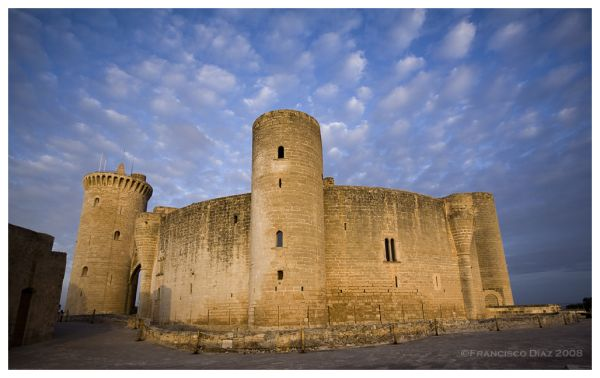 Castillo de Bellver II