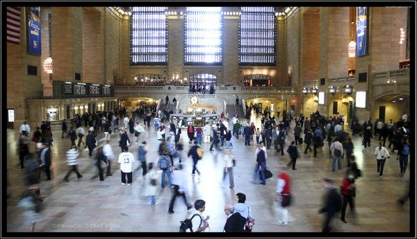 N. Y. Grand Central Station