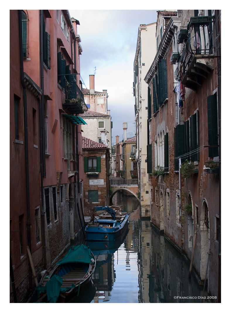 Un rincón veneciano