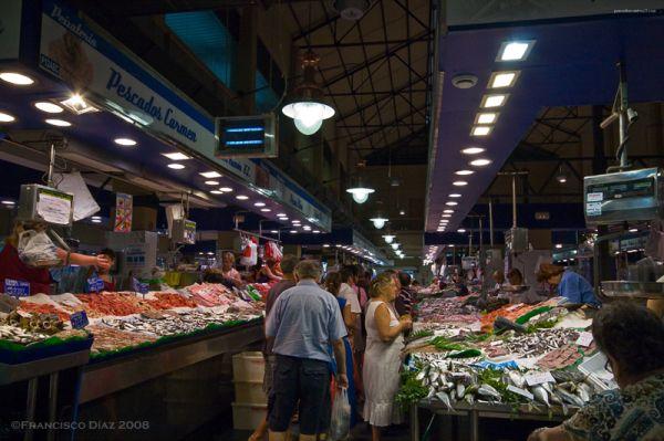 La pescadería (Mercado VII)