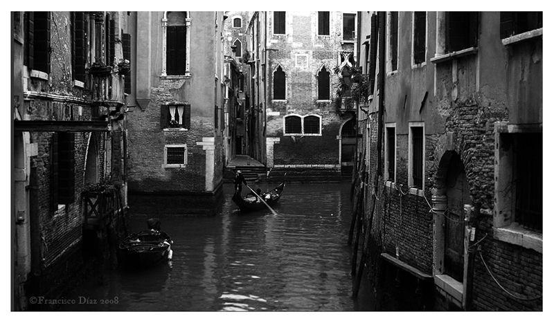 Paseo veneciano