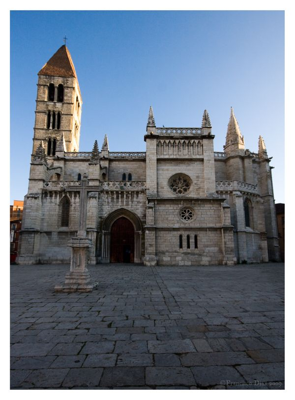 Valladoli, Old Cathedral