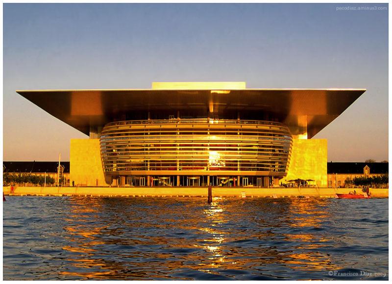Opera House, Copenhague