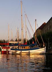 Atardecer en Copenhague