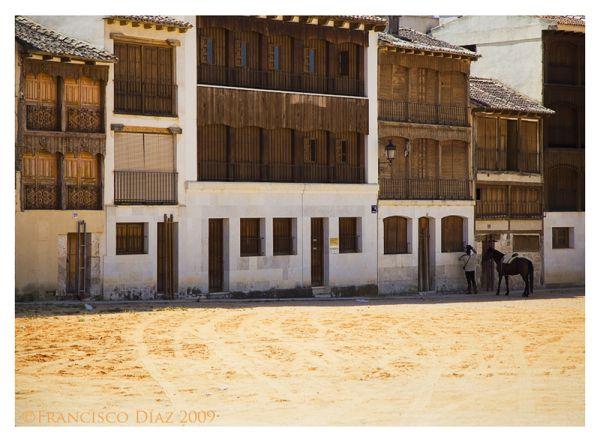 Peñafiel, El Coso