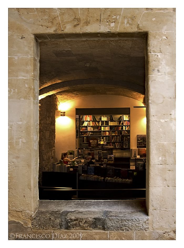 Palacio Sollerich. La libreria