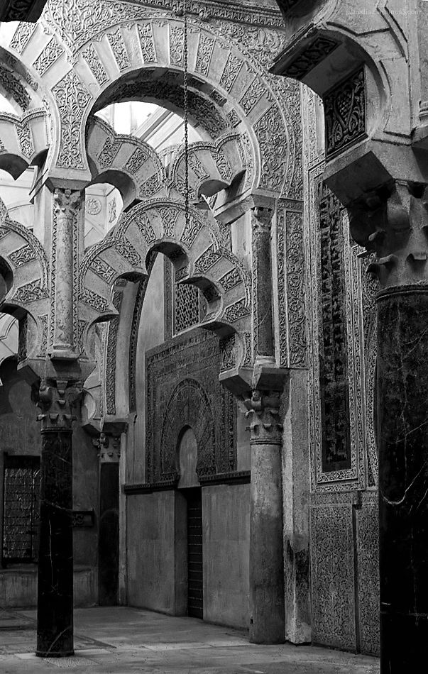 Mezquita de Córdoba, detalle
