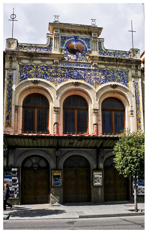 Teatro Lope de Vega, Valladolid