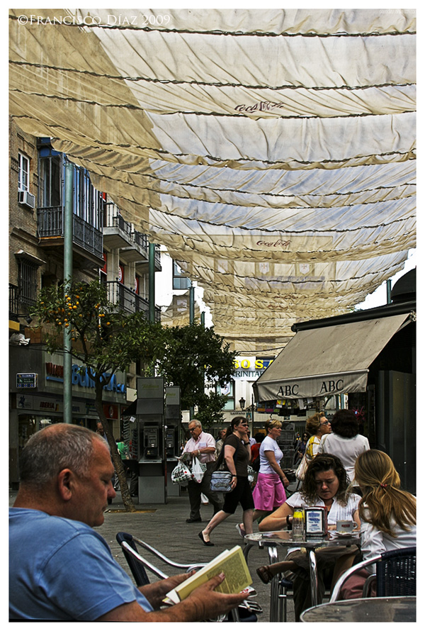 Sevilla, lectura