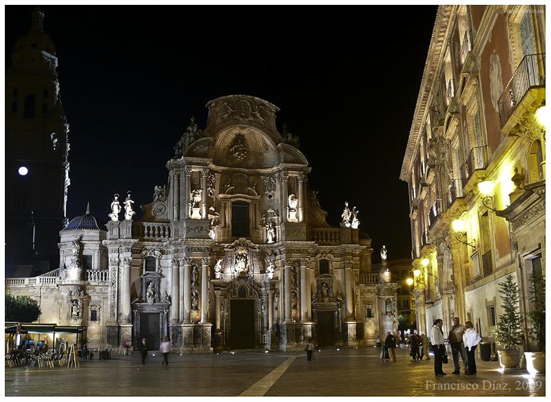 Murcia, Plaza de la Catedral