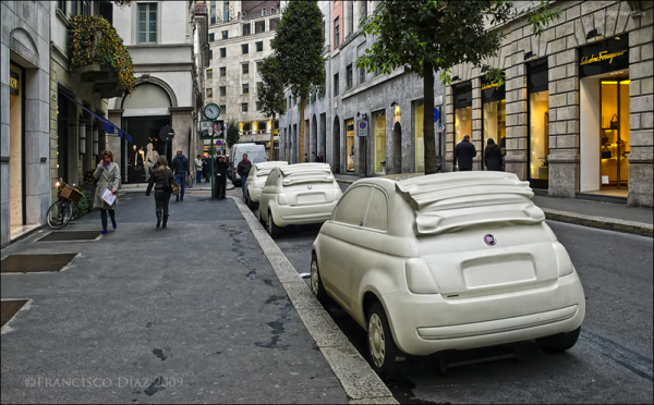 Fiat, serie ecológica