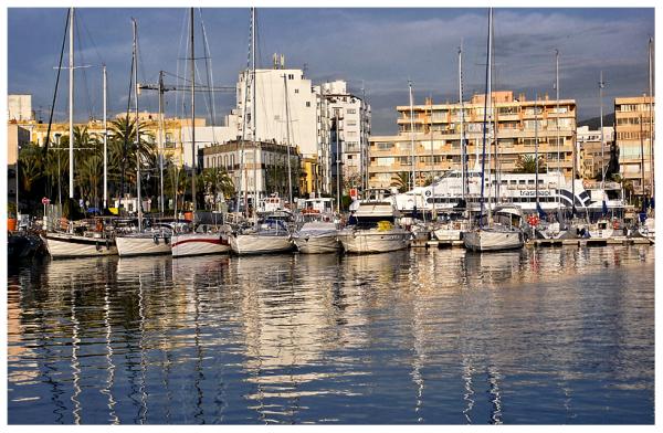 Amanecer en Ibiza