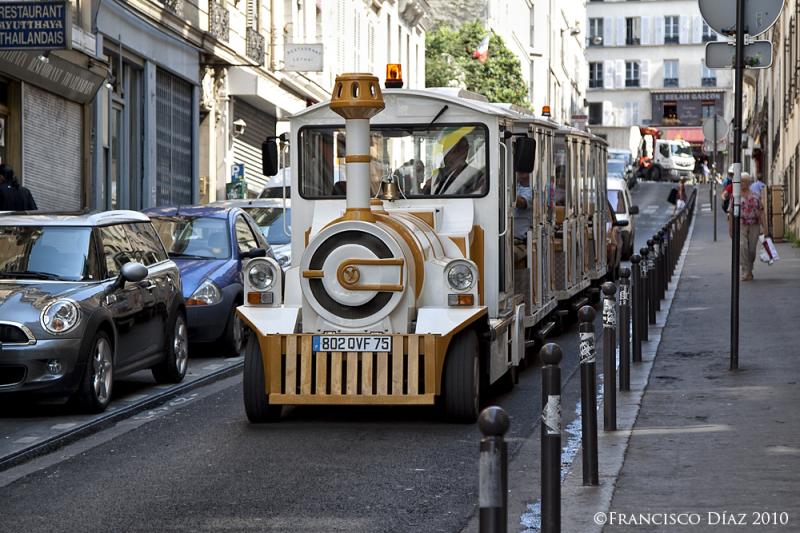 Express pour Montmartre