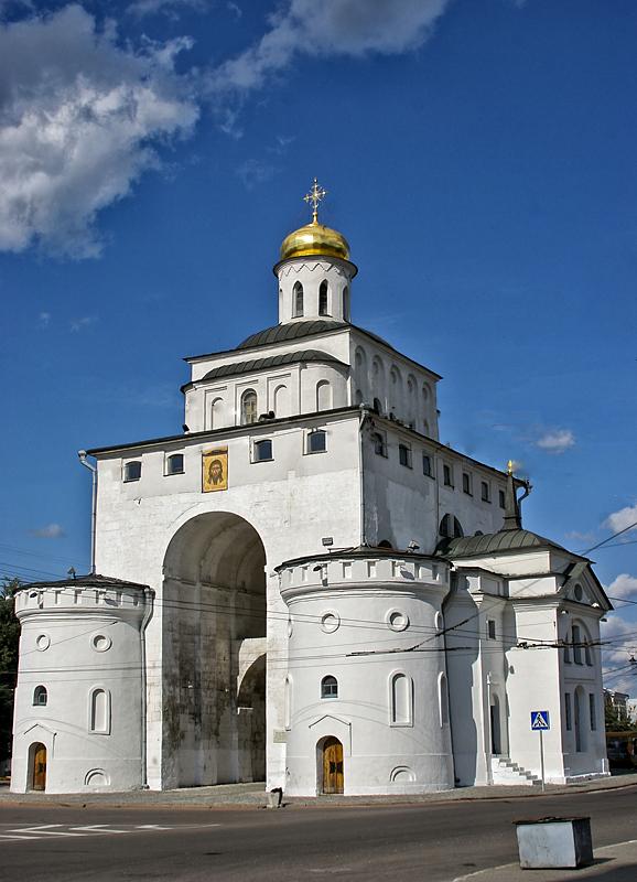Iglesia en Vladimir