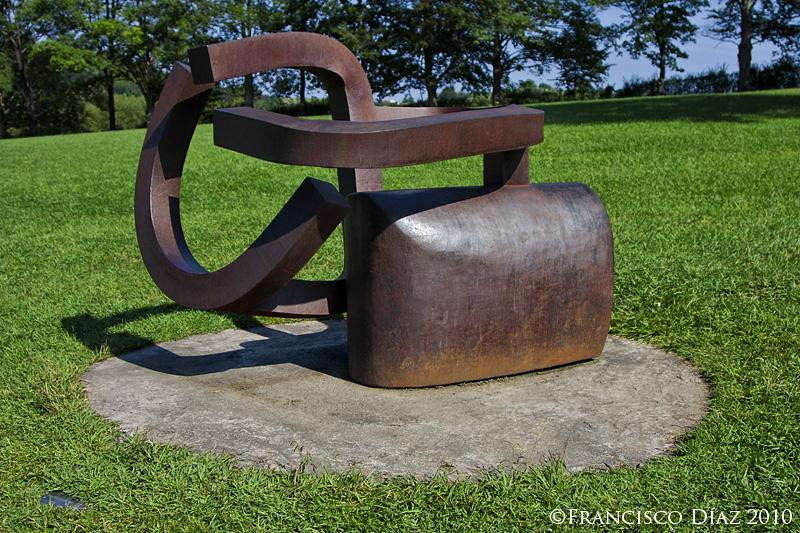 Eduardo Chillida, Esculturas III Donosti Chillidal
