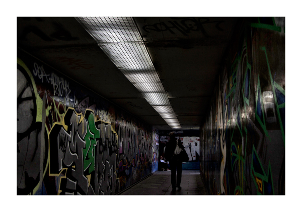 Paso subterráneo