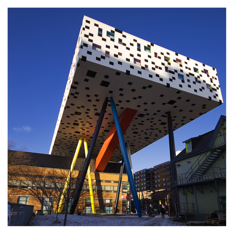 College of Art & Design, Toronto