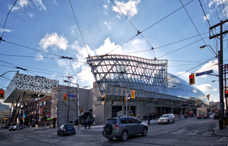 Art Gallery of Ontario and College of Art & Design