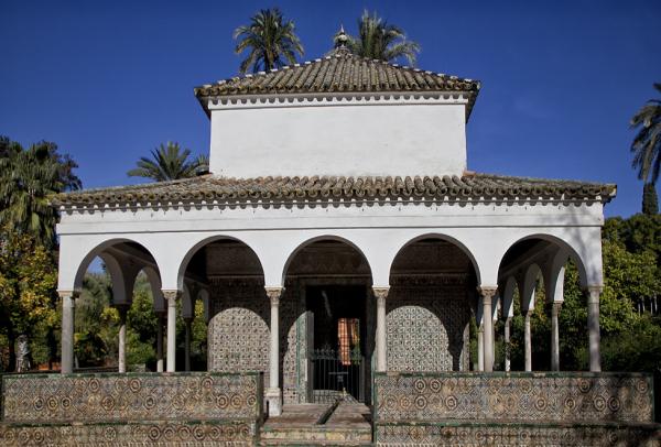 Alcázar de Sevilla, 5
