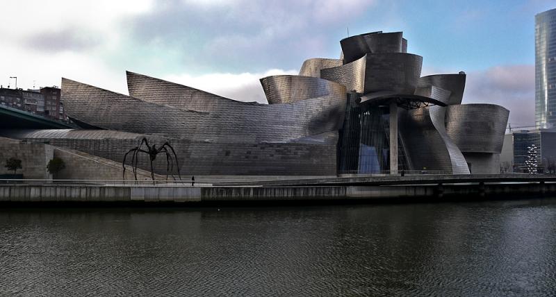 Museo Guggenheim, again