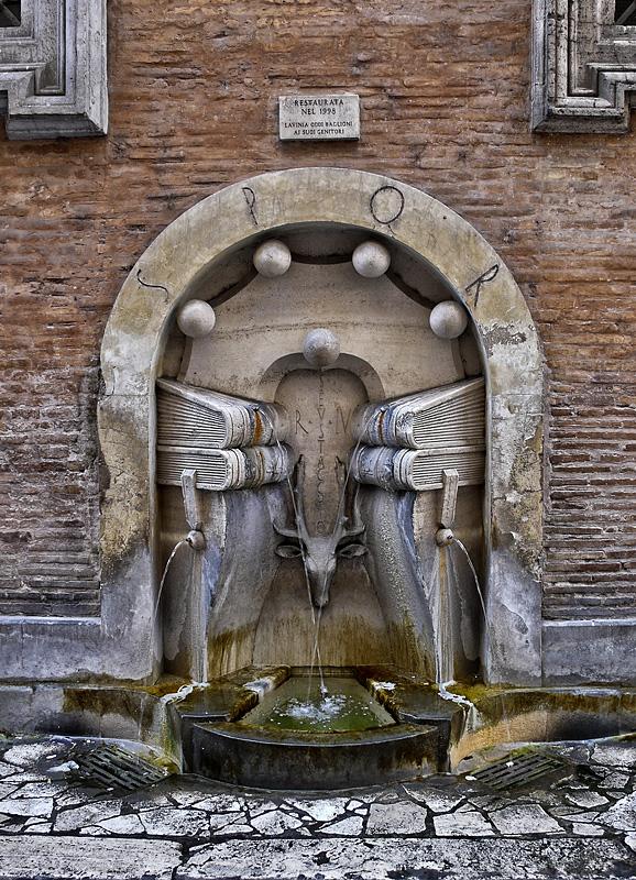 Fuente romana 3