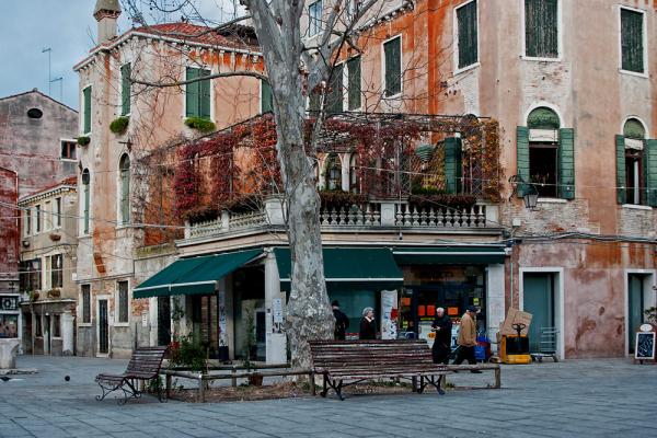 Venecia, vida cotidiana