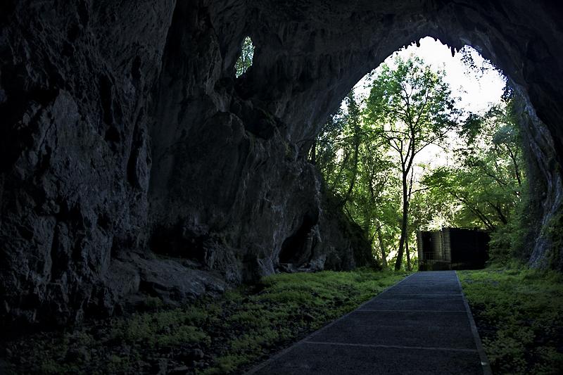 Cueva de Cullalvera (Cantabria)