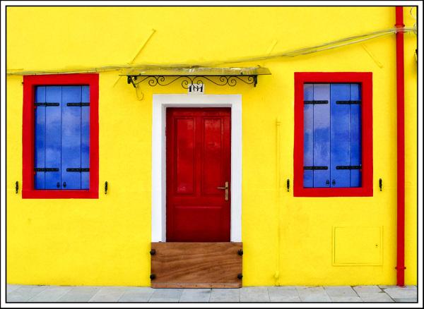 Colores de Burano