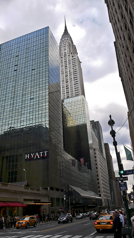 Grand Hyatt & Chrysler