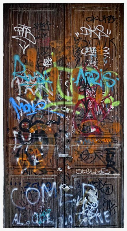 Graffitti - Palimpsest