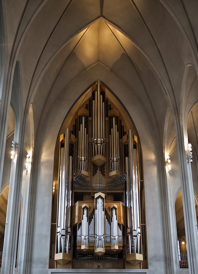 Órgano de la Hallgrímskirkja
