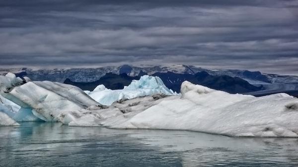 Jokulsarion y Glaciar Vatnajökull