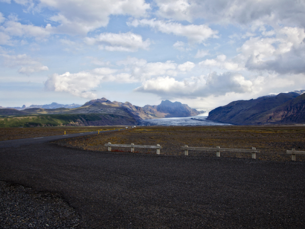 Glaciar Vanajokull