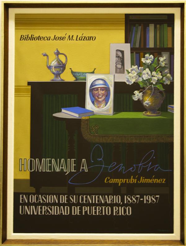Homenaje Zenobia Camprubí