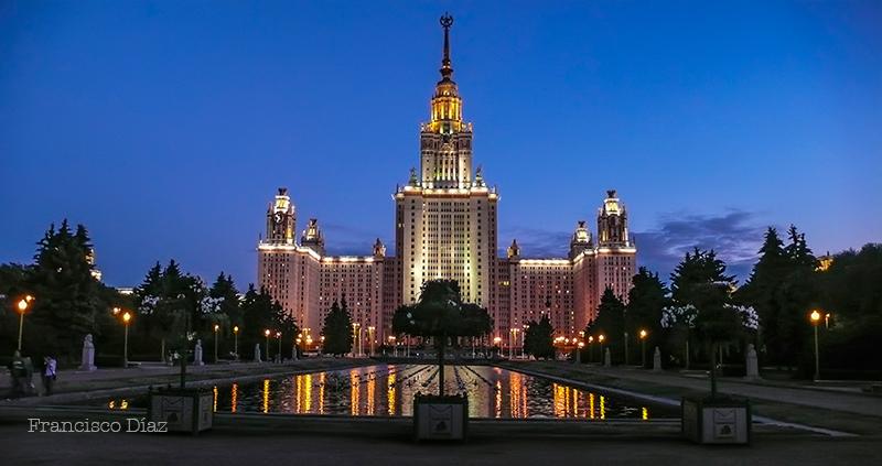 Universidad Lomonosov Moscú