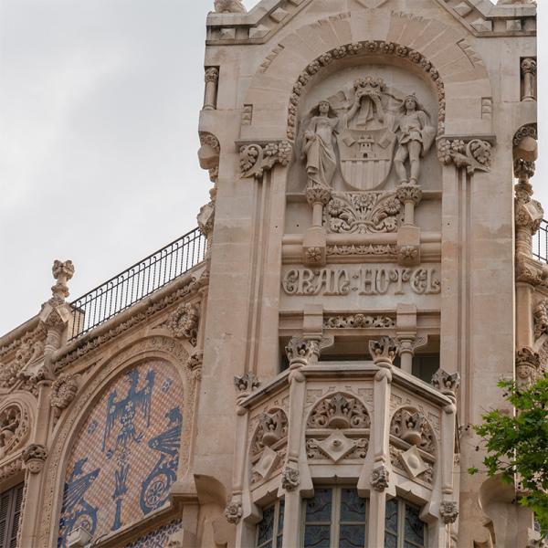 Palma Modernismo