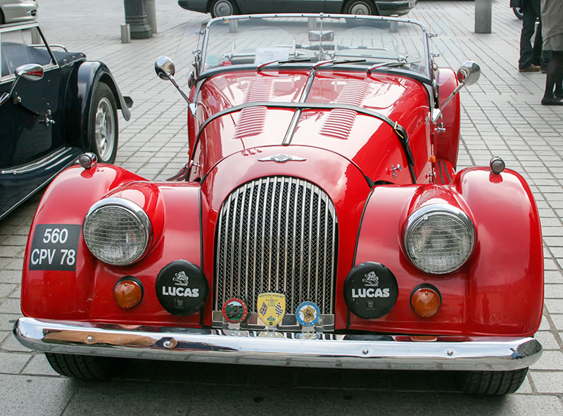 MG Morgan