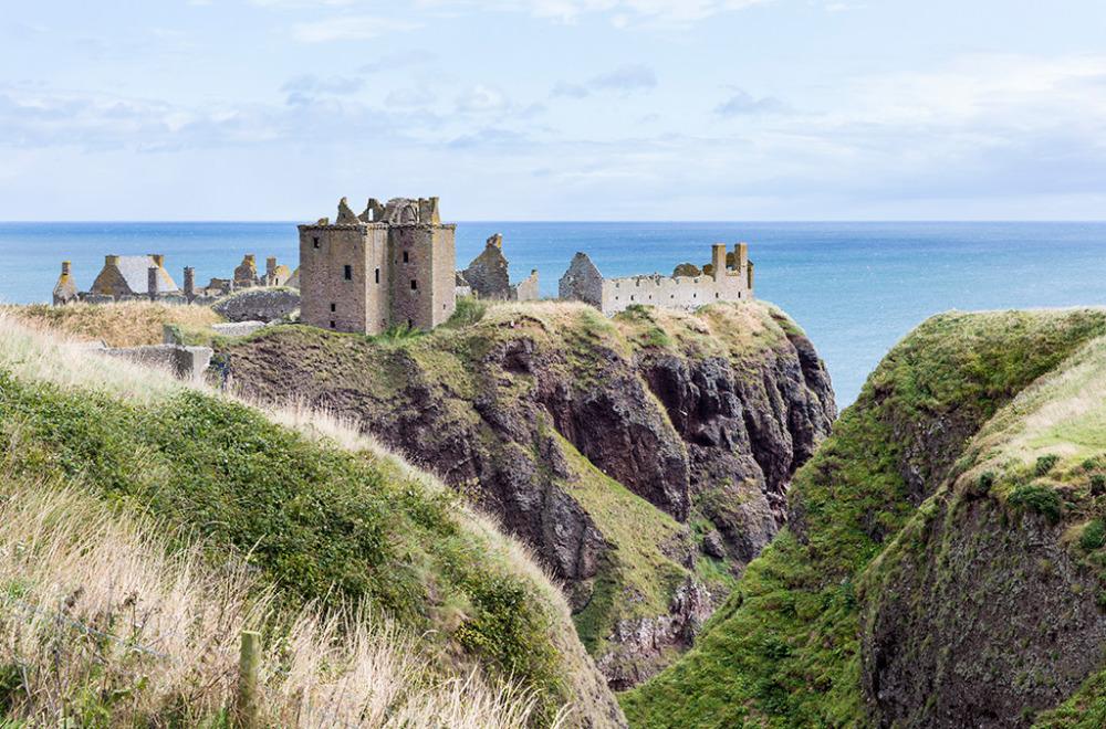 Castillo de Dunnotar