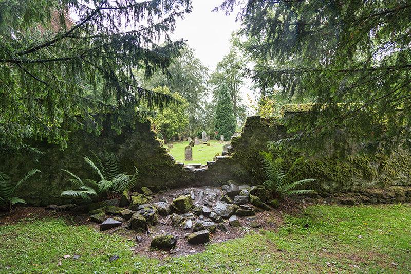 Jardines Palacio Scone
