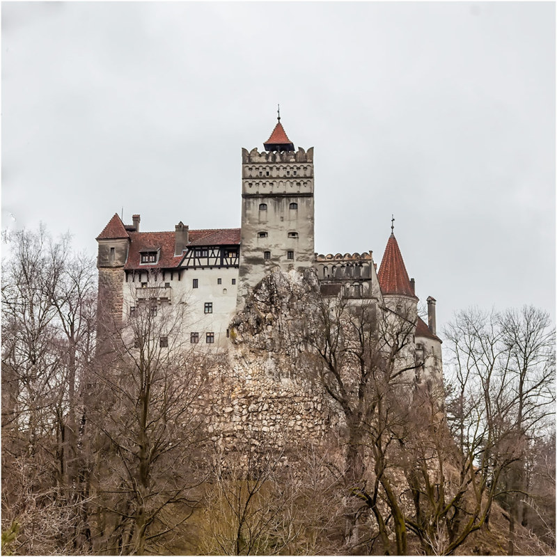 Castillo de Vlad Draculea