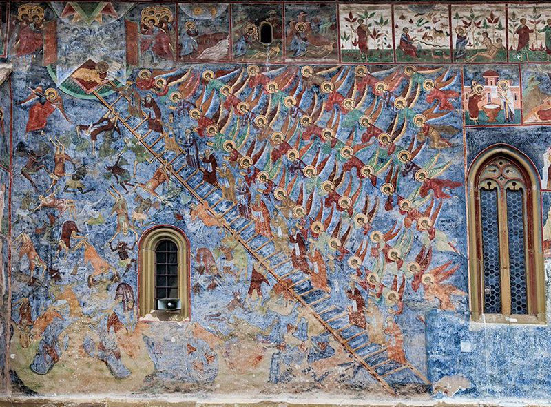 Escala de San Juan del Sinaí