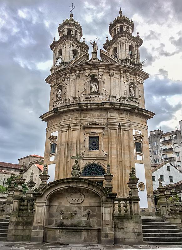 Capilla de la Peregrina, Pontevedra
