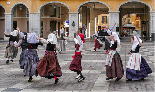 Bailes mallorquines
