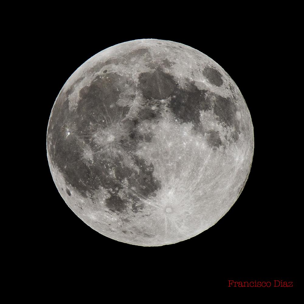 Luna de agosto